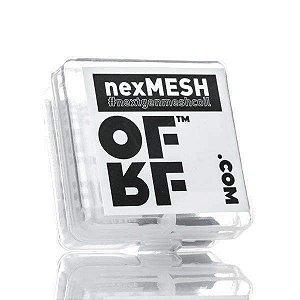 Resistências Bobinas Prontas - Coil Style Mesh - OFRF nexMESH