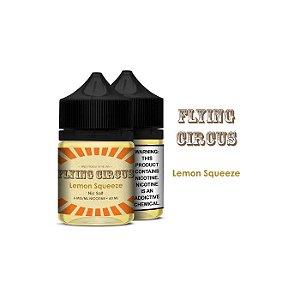 Líquido Lemon Squeeze - Sub-Ohm Salt Nic - Flying Circus