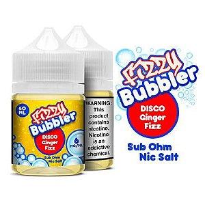 Líquido Disco Ginger Fizz - FIZZY BUBBLER