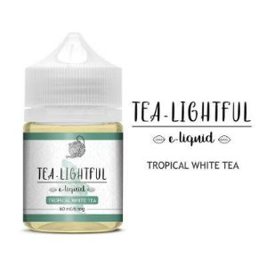 Líquido Tropical White Tea - Tea-Lightful