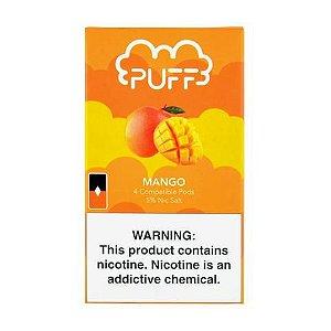 PODs (cartucho) c/ Líquidos p/ JUUL - Mango - PUFF