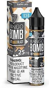 Líquido Mango Bomb ICED - SaltNic / Salt Nicotine -  VGOD SaltNic