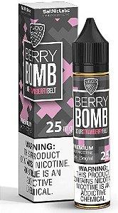 Líquido Berry Bomb - SaltNic / Salt Nicotine -  VGOD SaltNic