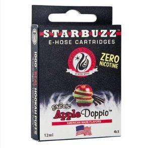 Refil Starbuzz E-Hose - Essencia - Exotic Apple Doppio