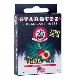 Refil Starbuzz E-Hose - Essencia - Exotic Irish Peach