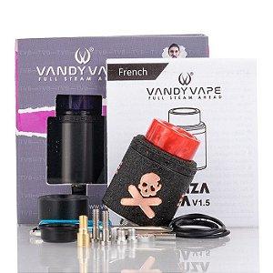 Atomizador BONZA V1.5 RDA - Vandy Vape