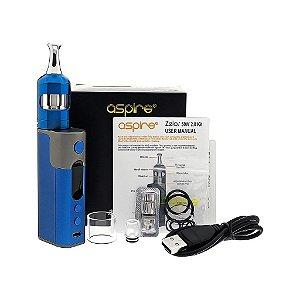 Kit Zelos 2.0 50W c/ Atomizador Aspire Nautilus 2S - Aspire®