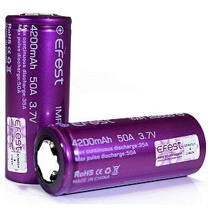 Bateria (26650) 4200mAh 50A - Efest