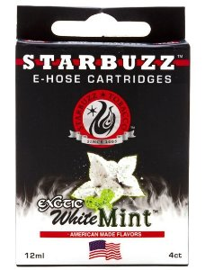 Refil Starbuzz E-Hose - Essencia - Exotic White Mint