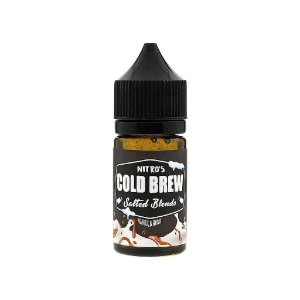 Líquido Vanilla Bean - Coffee - Salt Nicotine - Nitro's Cold Brew