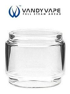 Tubo de Vidro de Reposição p/ Kensei RTA 24mm - Vandy Vape