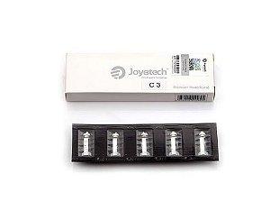 Bobina (Coil) de Reposição C3 Dual - Joyetech