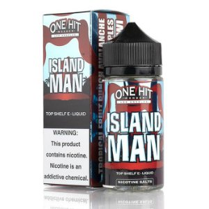 Líquido Island Man SaltNic / Salt Nicotine - One Hit Wonder e-Liquid