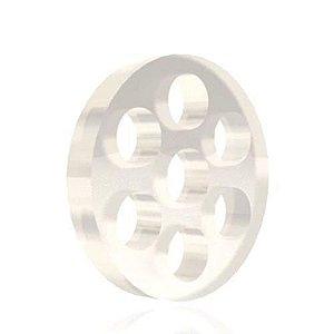 Filtro | Tela de Cerâmica / Vidro (Glass)  p/ Vaporizador | G Pen | eBuzz| Atmos