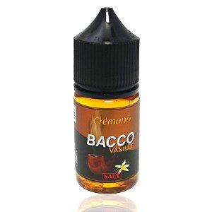 Líquido Bacco Vanille - SaltNic / Salt Nicotine - Tickets Brew.Co