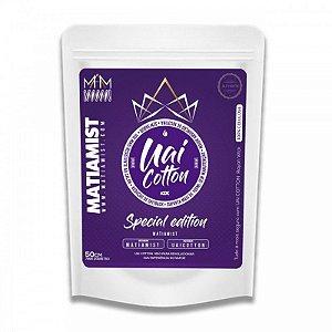 Algodão Orgânico (Cotton Organic) Uai Cotton - Matiamist