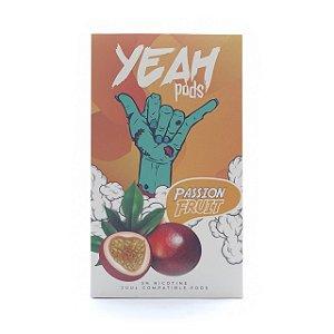 Cartucho (Pod) de Reposição (c/ Líquido) Passion Fruit p/ Yoop & Juul - Yeah