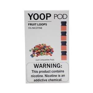 PODs c/ Líquido - FRUIT LOOPS - YOOP