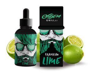 Líquido Brazilian Lime - Fruity Series - Ossem