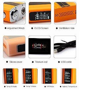 Kit eVic VT 60w -  5000 mAh - Joyetech™