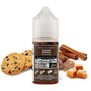 Líquido Sugar Cookie - GLAS Salt