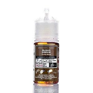 Líquido Sugar Cookie - SaltNic / Salt Nicotine - GLAS