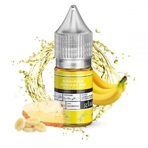 Líquido Banana Cream Pie - GLAS Salt
