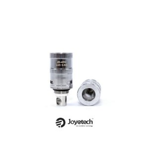 Bobina Coil Reposição (Resistência) Delta II LVC - 0.5 ohm - Joyetech™