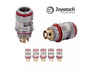 Bobina Coil Reposição (Resistência) evic VT / eGo One CLR Ti 0.4 ohm - Joyetech™