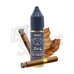 Líquido USA Tabaco - SaltNic / Salt Nicotine - Caravela