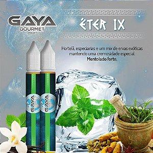 Liquido Éter IX (Menta) | GAYA Gourmet