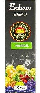 Liquido ebuzz Tropical - ZERO NICOTINA - Sahara