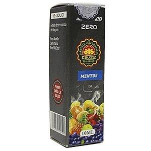 Liquido ebuzz Mentos - ZERO NICOTINA - Sahara