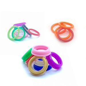 Anéis de Vedação (O-Ring's) p/ Vape Pen 22 (Cores Variadas) - Smok