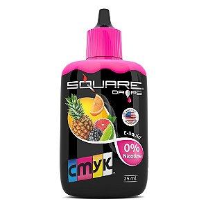 Líquido CMYK™ - Square®