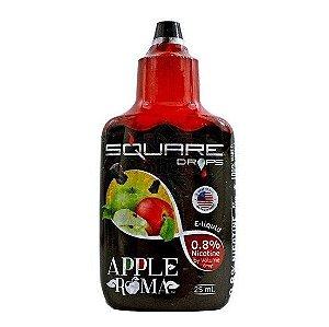 Líquido Apple Roma™ - Square®