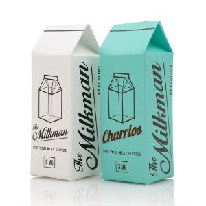 Kit Liquidos - Vanilla / Churrios | The Milkman eLiquid