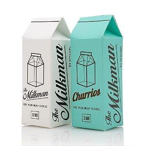 Kit Liquidos - Vanilla / Churrios | The Milkman eLiquid