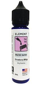 Liquido Element - Serie Dripper - Strawberry Whip