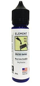 Liquido Element - Serie Dripper - Key Lime Cookie