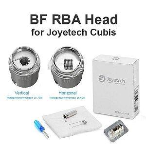 Kit BF RBA Head p/ CUBIS - eGO AIO - Joyetech®