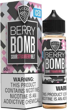 Líquido Berry Bomb Iced - Vgod