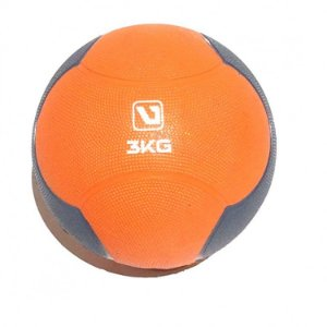 Medicine Ball  3kg Laranja Live UP