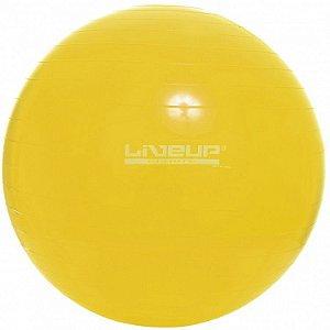 Bola Suiça 75cm (FitBall) Amarela