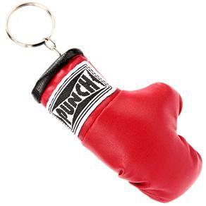 Chaveiro Luva de Boxe Punch Vermelha