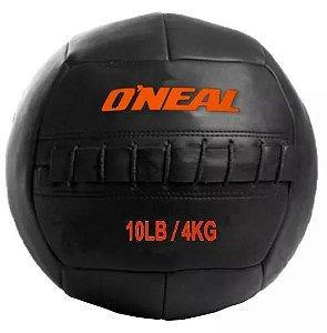Bola Wall Ball Oneal Crossfit E Treinamento Funcional 4 Kg