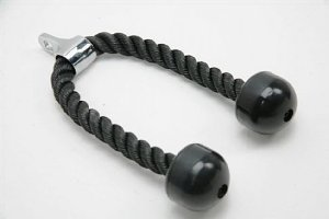 Puxador Tríceps Corda