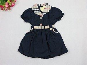 Vestido Baloné Importado De Bebê | Pronta Entrega | Importado