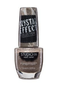 LANÇAMENTO - Esmalte Fortalecedor Studio 35 Cristal Effect 9 ml #LINDOD+