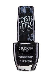 LANÇAMENTO - Esmalte Fortalecedor Studio 35 Cristal Effect 9 ml #DESCEEARRASA
